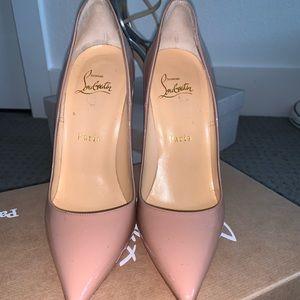 Louis Vuitton (so kate) in nude women's size 37